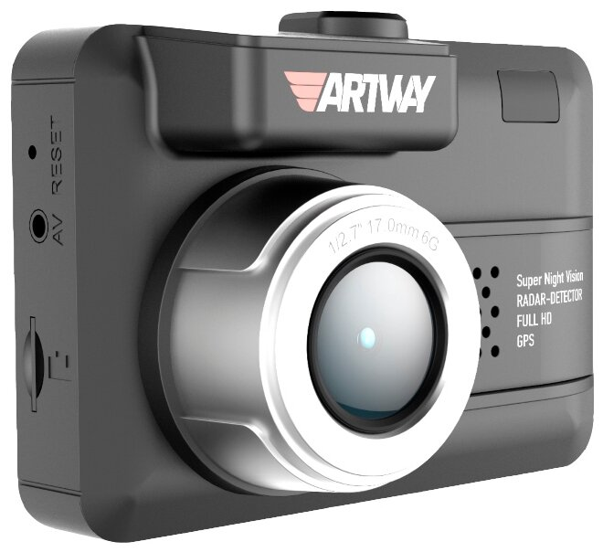 Видеорегистратор с радар-детектором Artway MD-105 COMBO 3 в 1 Compact