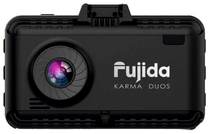 Видеорегистратор с радар-детектором Fujida Karma Duos