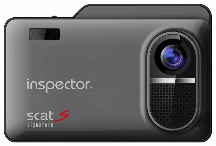 Видеорегистратор с радар-детектором Inspector SCAT S