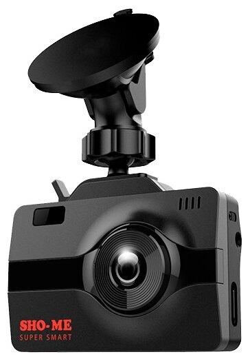 Видеорегистратор с радар-детектором SHO-ME COMBO Super Smart