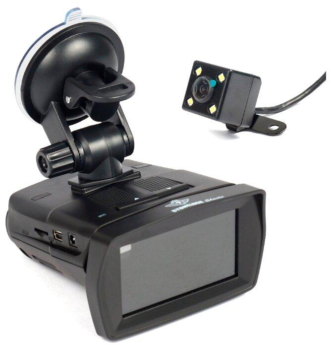Видеорегистратор с радар-детектором Stonelock Shasta