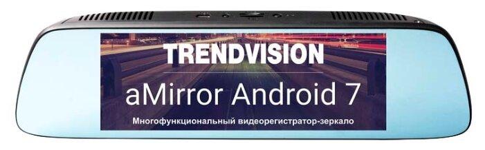Видеорегистратор TrendVision aMirror 7 Android