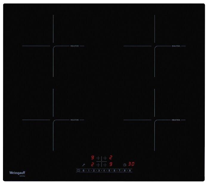 Индукционная варочная панель Weissgauff HI 640 BSC