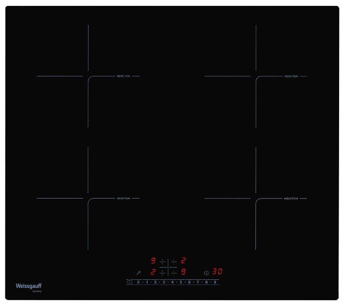 Индукционная варочная панель Weissgauff HIF 640 BS