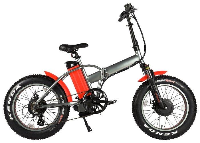 Электровелосипед WELLNESS Bad Dual 700