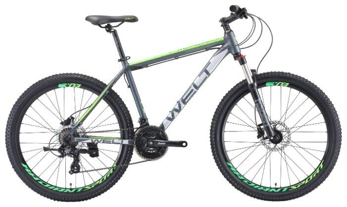 Горный (MTB) велосипед Welt Ridge 1.0 HD
