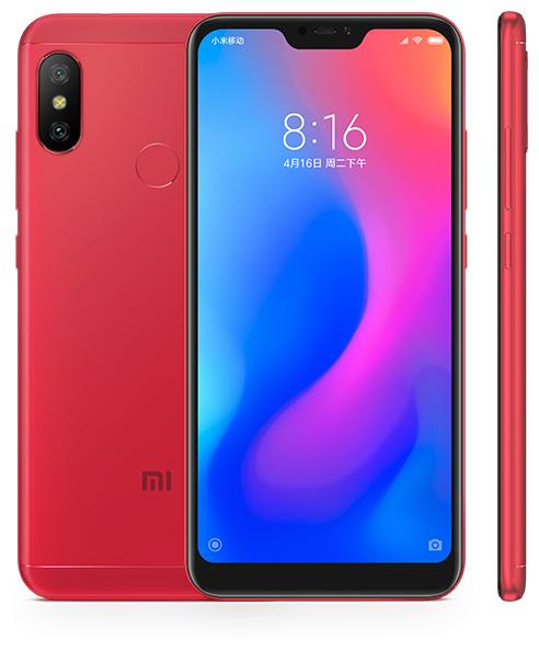 Смартфон Xiaomi Redmi 6 Pro 4/64GB