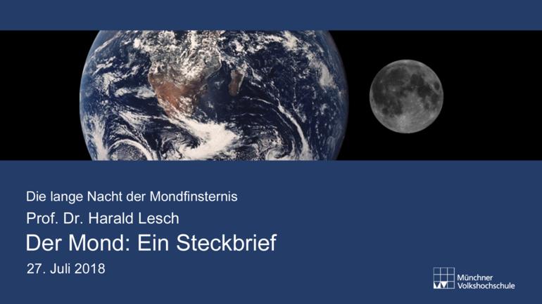 """Vorschaubild """"Der Mond – ein Steckbrief"""""""
