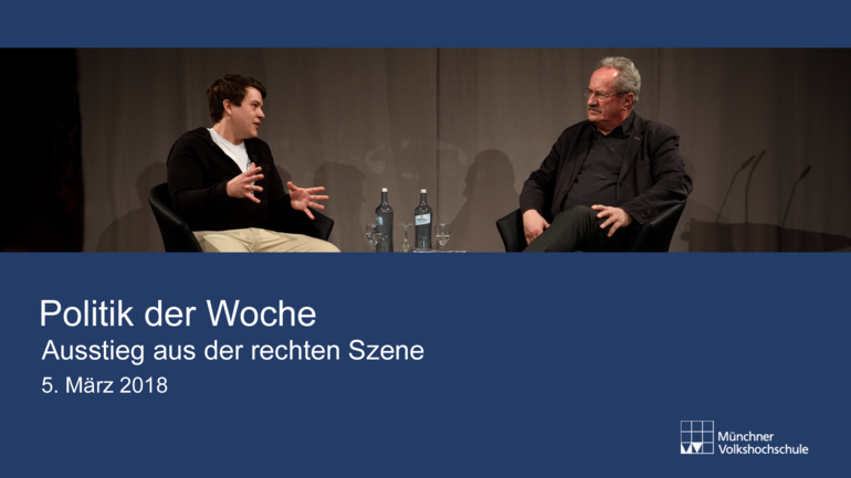 Video Politik der Woche - Zu Gast: Felix Benneckenstein
