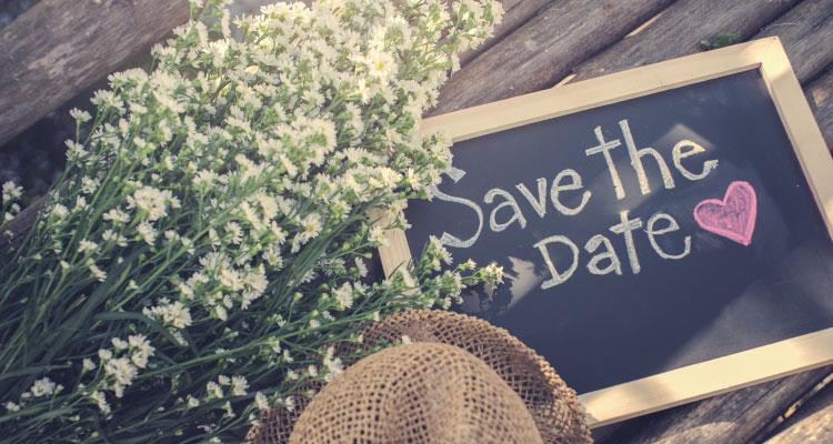 Düğün Çekimlerinin Yeni Modası Save The Date Nedir?