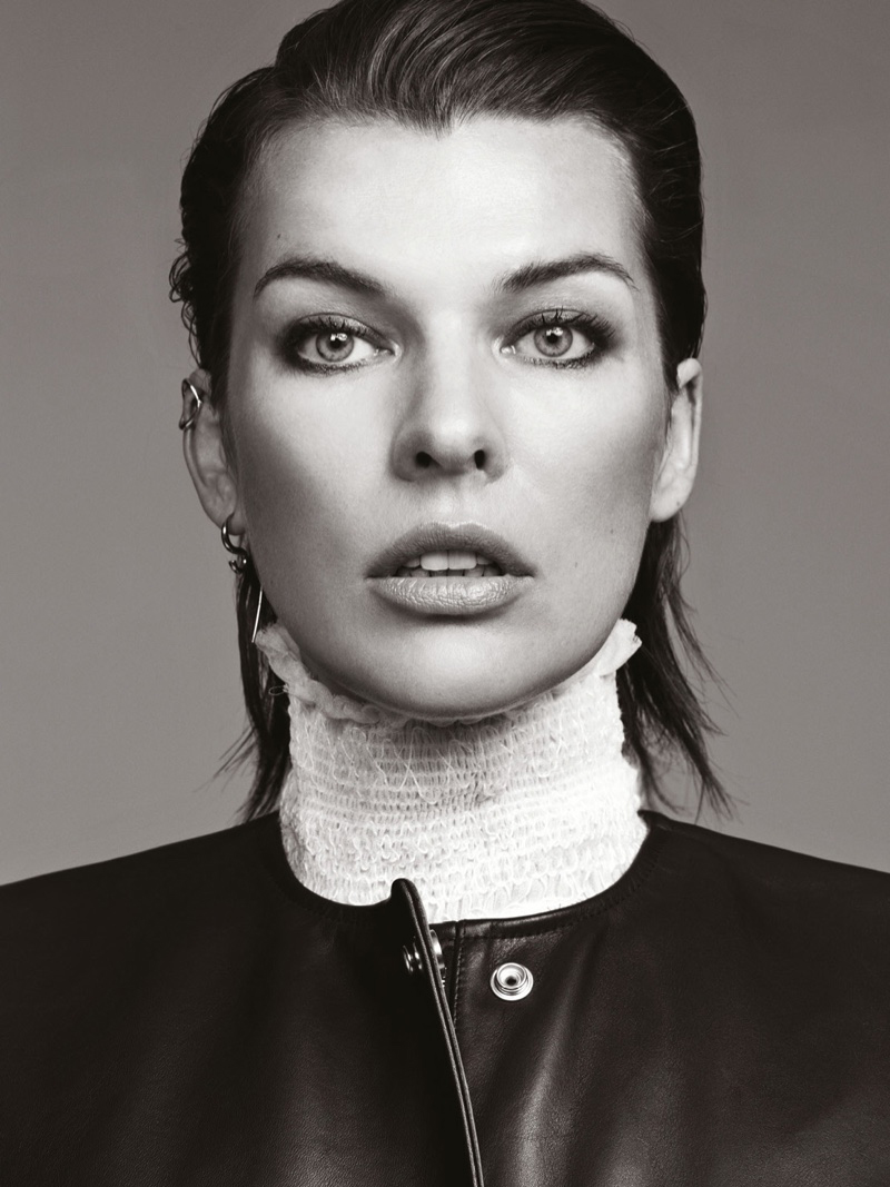 Milla Jovovich is represented by View Management View ... Milla Jovovich