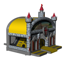 Multiplay Combo Maxi Castle