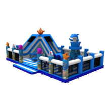 Playground 10x15m Sealife