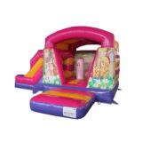 XS Bouncer Princess with Slide Image