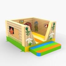 Bouncy Castle Mini Animals
