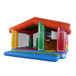 Multiplay Standard Colours Velcro With Roof