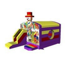 Multiplay Funhouse Clown