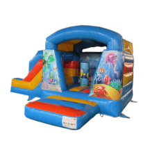 Bouncy Castle XS Sea with Slide