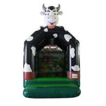 Bouncy Castle Mini Frame Cow