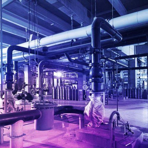 factory & plant optimisation - VIRO NL