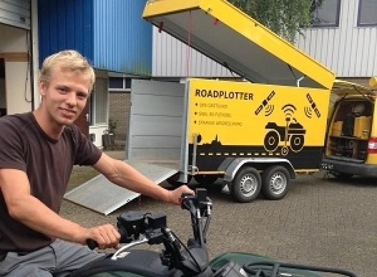 First image of project: Landmeetdienst - VIRO NL