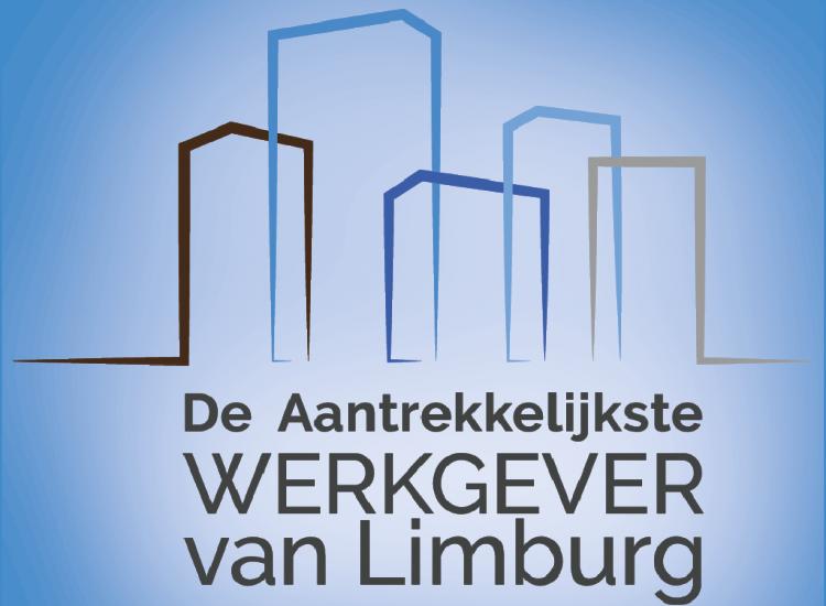 Featured image of VIRO one of the front runners Most Attractive Employer of Limburg - Intermediate position - Logo Aantrekkelijkste werkgever L Imburg WVL - Careers (EN)