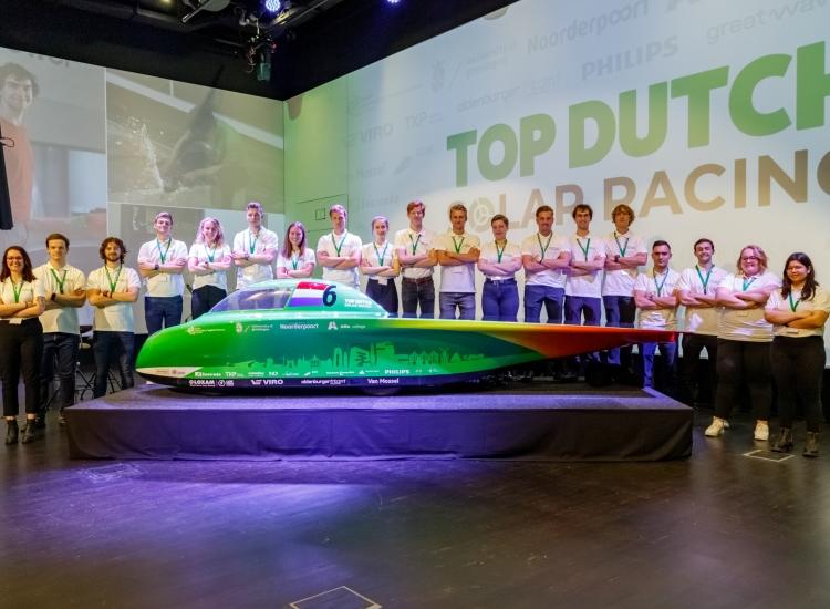 Featured image of Onthulling zonne-auto Top Dutch Solar Racing: Green Spirit - Green spirit 3 - VIRO NL