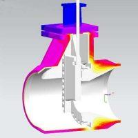 Thumbnail of project: Energie FEM berekeningen Valve 1 - VIRO NL