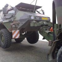 Thumbnail of project: Defensie hefarmen militaire voertuigen - VIRO EN
