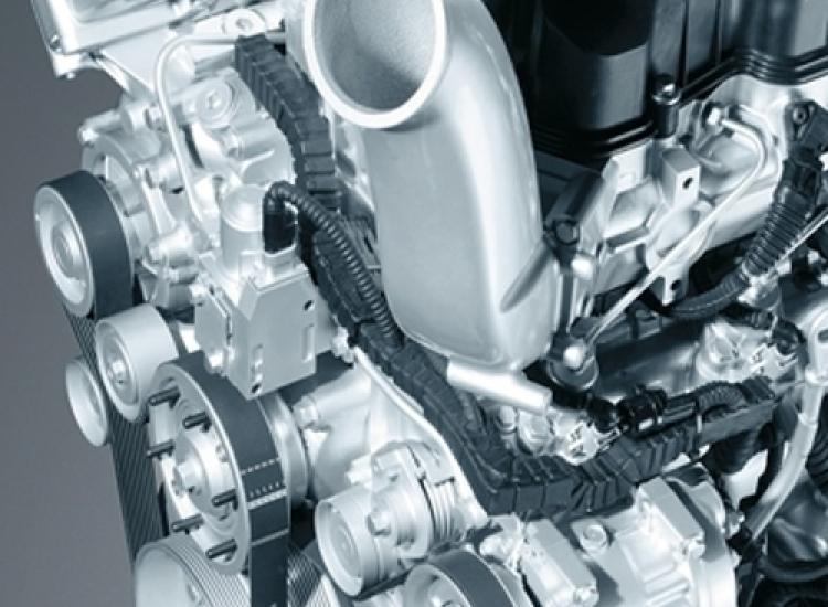 First image of project: Automotive zware voertuigen voertuigen machinebouw horizontale motor trucks - VIRO NL