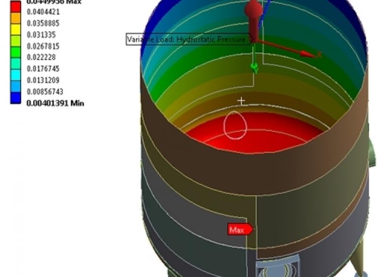 First image of project: Food koelplaten melktank 04 - VIRO DE