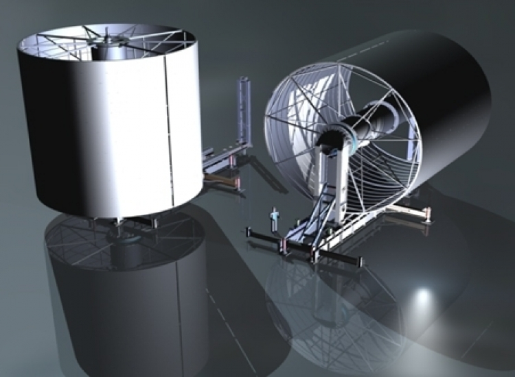 First image of project: Industriele en Utiliteitsbouw machinebouw mobiele opwikkelunit 03 - VIRO DE