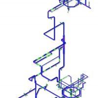 Thumbnail of project: Engergie pipe stress berekeningen - VIRO EN