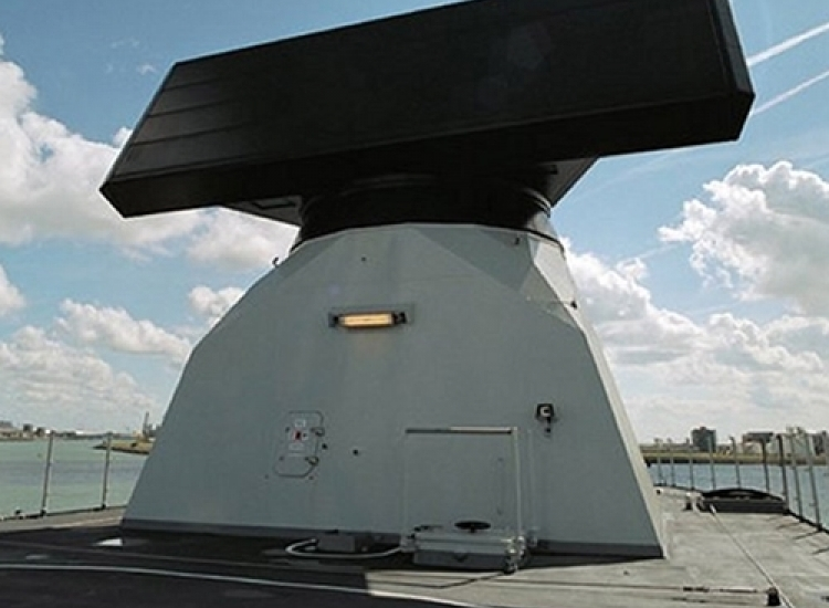 First image of project: Defensie radar defensie 01 - VIRO NL