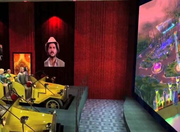 Simulator amusement park Attractiebouw machinebouw Simulator pretpark 1 - Careers (EN)