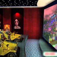 Thumbnail of project: Attractiebouw machinebouw Simulator pretpark 1 - VIRO DE