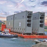 Thumbnail of project: Industriele en utiliteitsbouw maritiem sluisdeuren panamakanaal 01 - VIRO DE