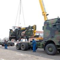 Thumbnail of project: Automotive defensie zware voertuigen upgrade bergingsvoertuig defensie 02 - VIRO NL