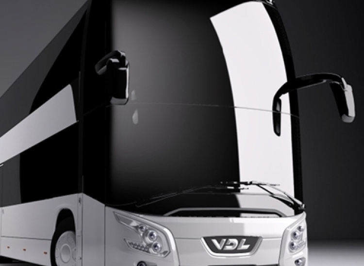 First image of project: Automotive zware voertuigen vdl bus coach 01 - VIRO DE