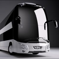 Thumbnail of project: Automotive zware voertuigen vdl bus coach 01 - VIRO DE