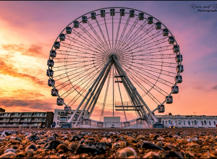 VIRO is helping to build the tallest ferris wheel in South East England - VIRO EN
