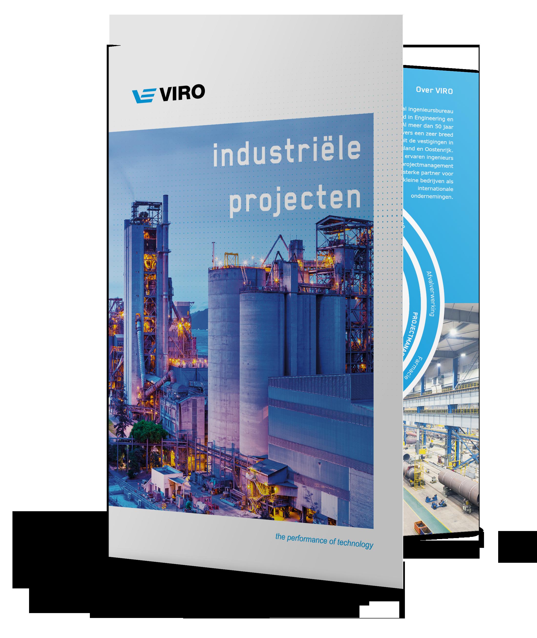 brochure industrie- en utiliteitsbouw