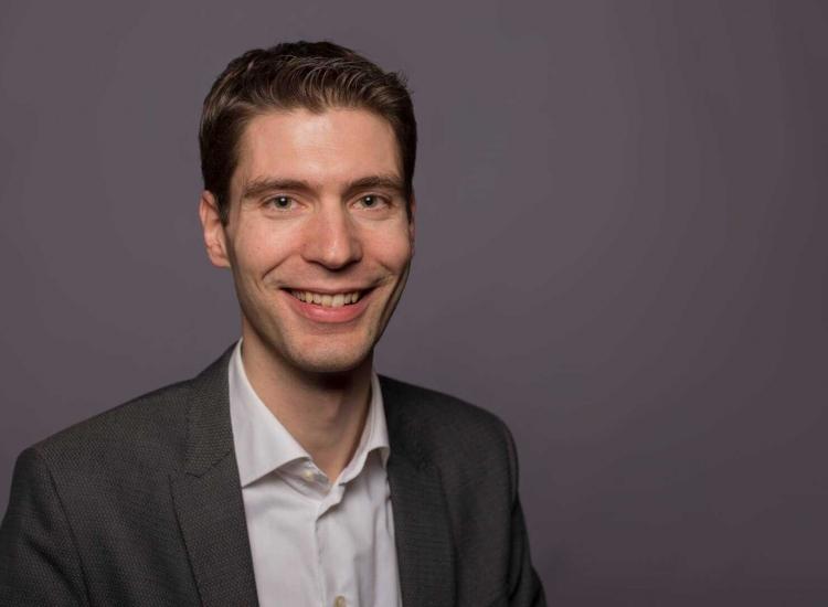 Featured image of Michiel de Jongh nieuwe vestigingsleider Vlaardingen - Michiel de Jongh - VIRO NL