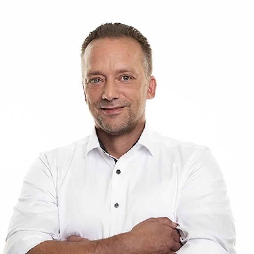 Portrait of André Scheer - Viro Group