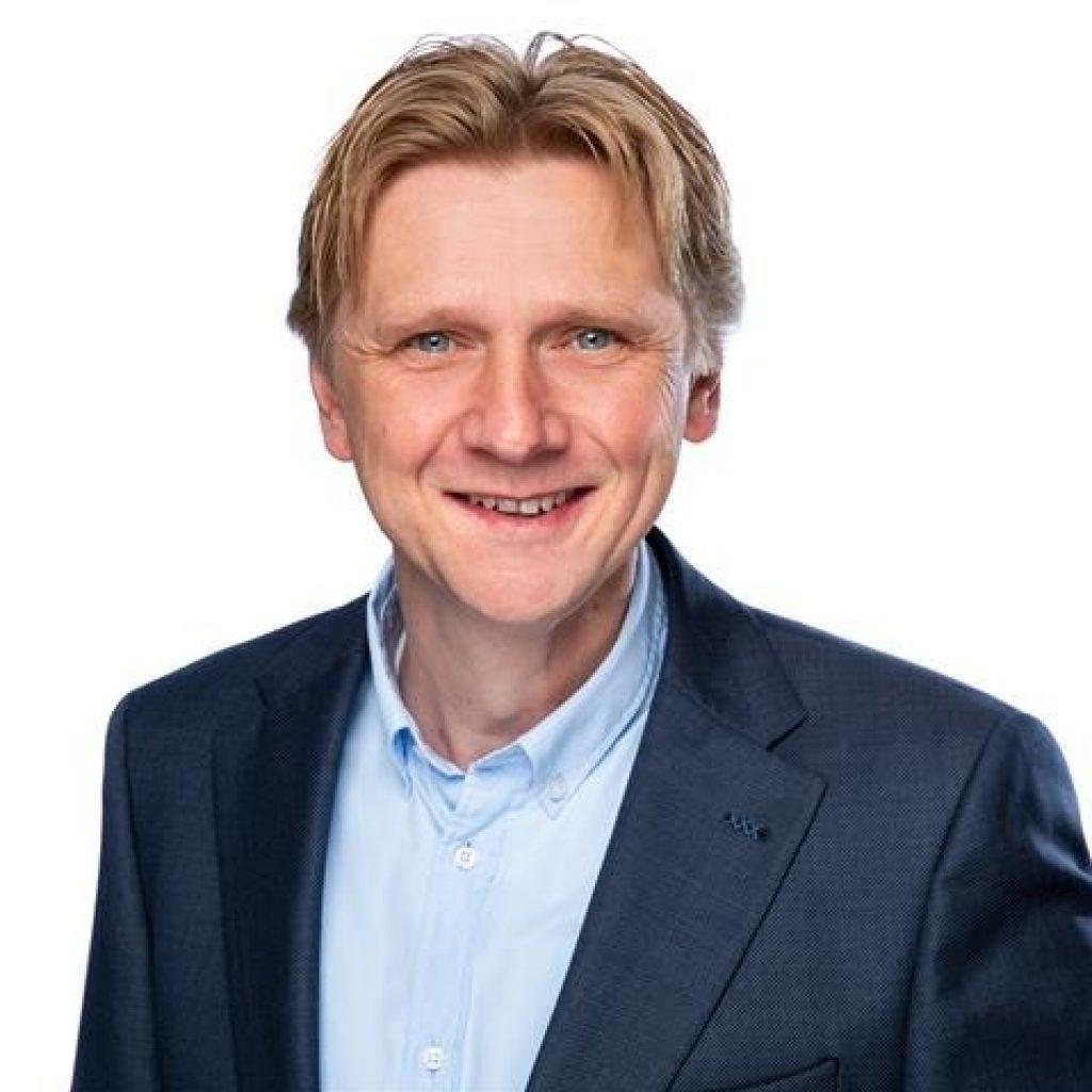 Portrait of Dirk van der Bijl - Viro Group