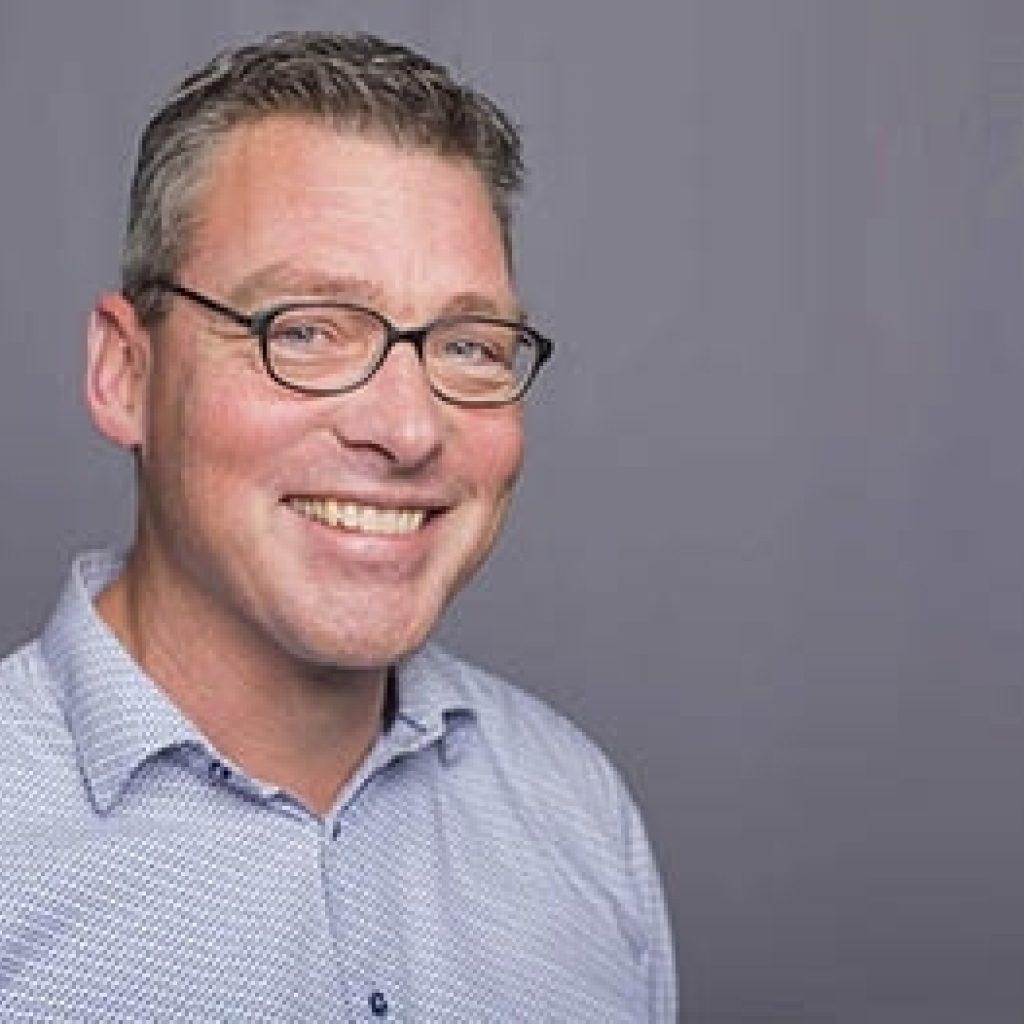Portrait of Henk Janssonius - Viro Group