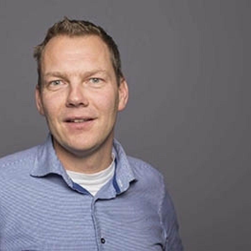 Portrait of Klaas Krol - Viro Group