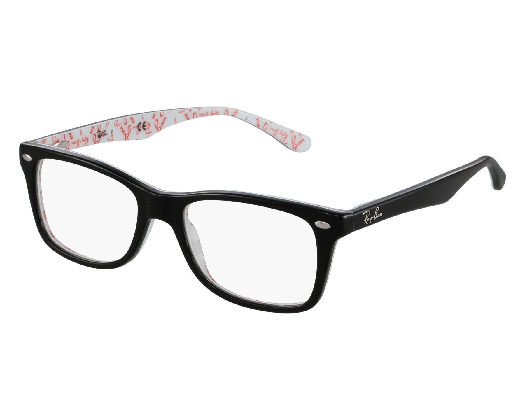 orig ray ban brille brillengestell rx 5228 5014 neu. Black Bedroom Furniture Sets. Home Design Ideas