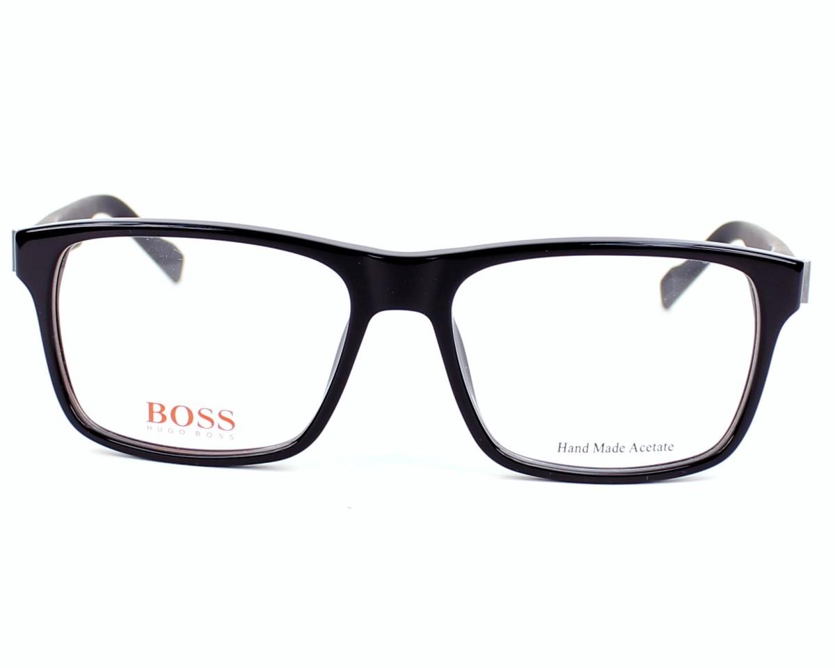 orig boss orange brille brillengestell bo 0146 kun. Black Bedroom Furniture Sets. Home Design Ideas