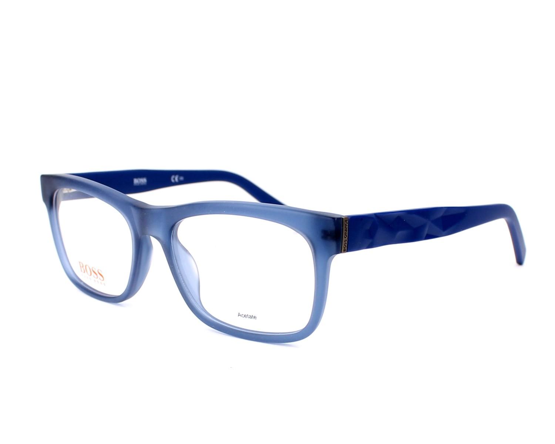 orig boss orange brille brillengestell bo 0235 lei. Black Bedroom Furniture Sets. Home Design Ideas